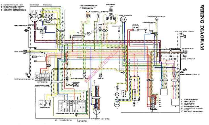 Suzuki Gs550 Wiring Diagram  U2013 Volovets Info