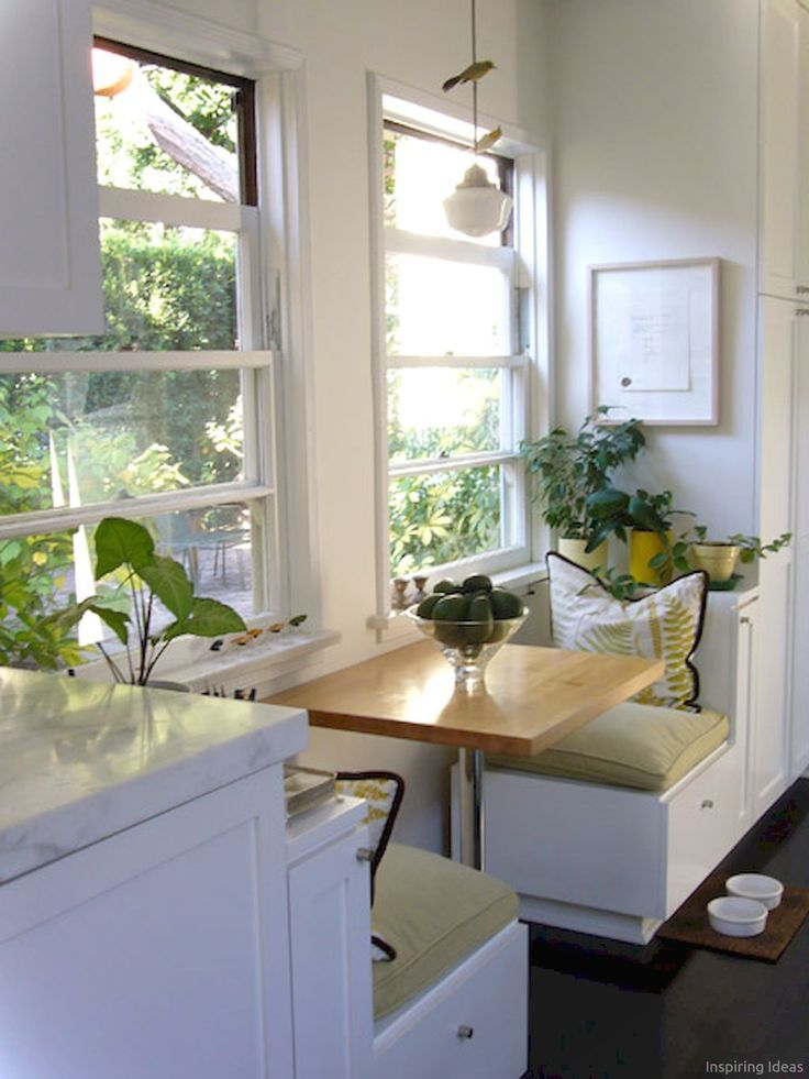 80 Nice Banquette Seating Ideas For Kitchen Banquette Ideas