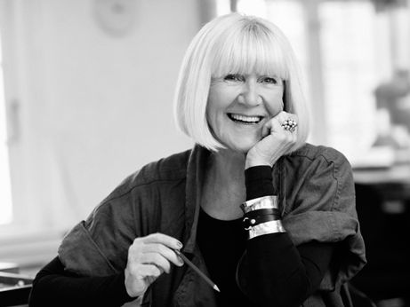 Regitze Overgaard is a standout among standouts. She finished training as a goldsmith in 1970 and graduated from the Copenhagen School of Arts and Crafts in 1976. She has collaborated with Georg Jensen since 1987 and has produced a number of the brand's most successful designs including the popular Magic, Infinity, Zephyr and Curve collections.