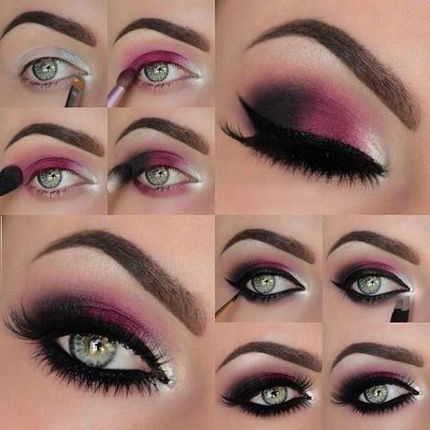 Red Eyeshadow | Colorful Eyeshadow Tutorials | Makeup Tutorials