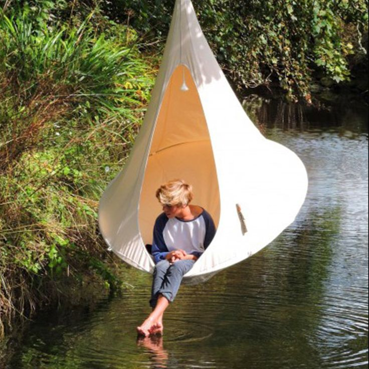 Cacoon Single Hanging Tent Chair