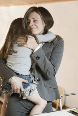 5 Myths About Working Mums - Blog Post