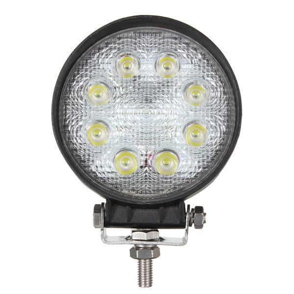 [US$32.34] 24W 8LED Spot work Lamp Light Off Roads For Trailer Off Road Boat  #8led #boat #lamp #light #road #roads #spot #trailer #work