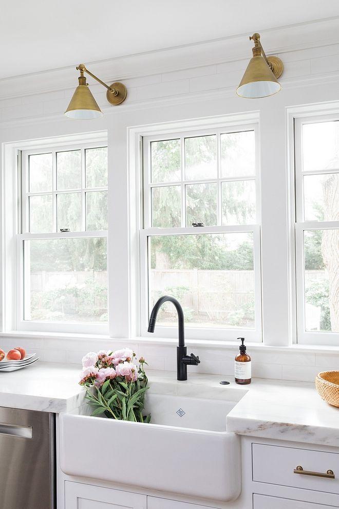 Flat Black Kitchen Faucets Kitchen Newport Brass East Linear Flat