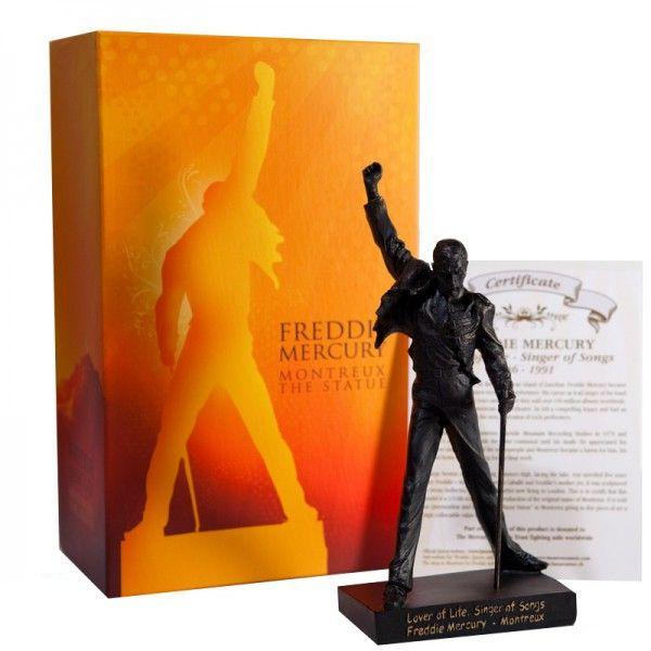 Freddie Mercury - Freddie Mercury - Estatua de Montreux