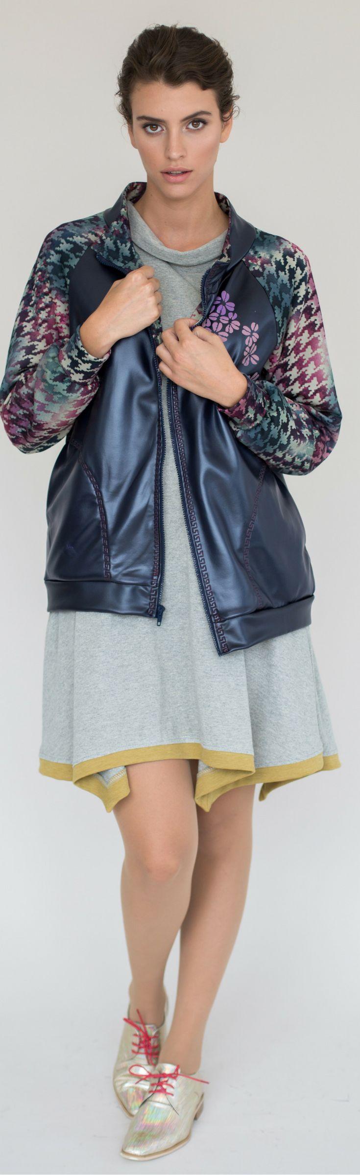 Bomber jacket women, Womens jacket, Navy blue jacket, Lightweight jacket, Blue bomber jacket, Plussize jacket, Short jacket