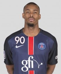 Jeffrey M'Tima, Fielder of Paris Saint-Germain Handball.
