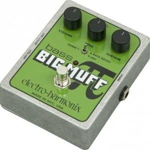 Electro-Harmonix – Bass Big Muff Pi