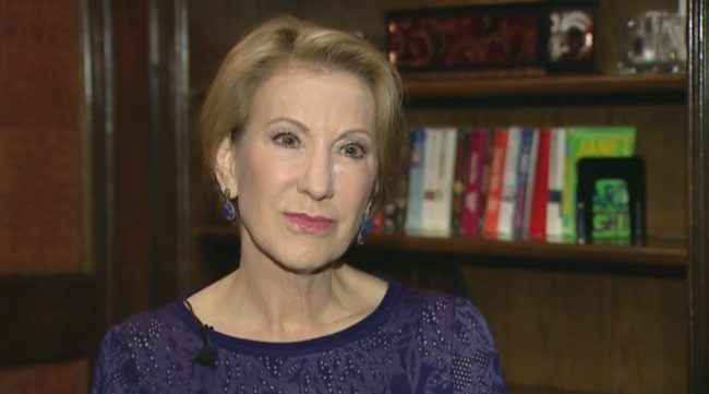 VP HOPEFUL CARLY FIORINA IS FEATURED ON CHANNEL 8 NEWS IN INDIANAPOLIS!  FIORINA DISCUSSED GOING FROM COMPETITOR TO PARTNER WITH TED CRUZ - IN THIS FIGHT FOR THE FUTURE OF OUR NATION, OUR POSSIBILITIES, OPPORTUNITIES, LIBERTIES AND SECURITY!  FIORINA SAYS 'THE HOOSIER STATE CARES DEEPLY ABOUT CHARACTER AND VALUES' AS DO SHE AND TED CRUZ AND WANTS THEM TO KNOW - THIS RACE IS NOT OVER AND SHE AND CRUZ WILL CONTINUE TO FIGHT FOR OUR NATION!