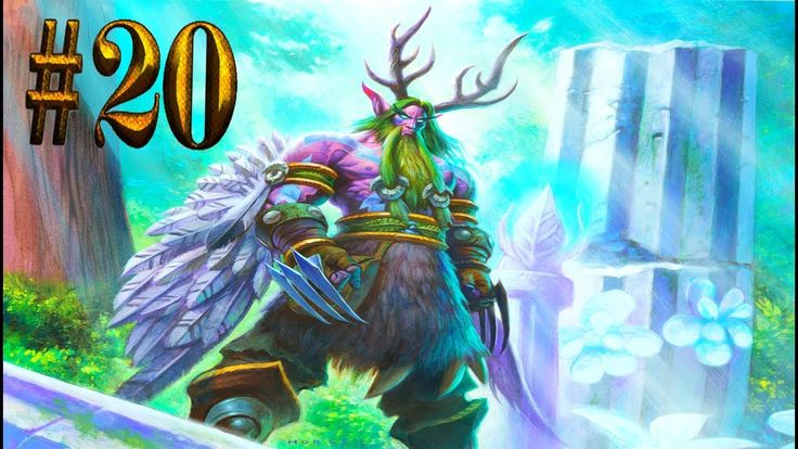 Hearthstone: Druid - Undead & just Dead (Wild#20)