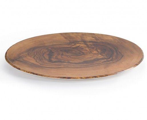 Round Large Platter