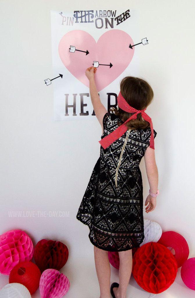 The 25+ best Valentines games ideas on Pinterest   Valentines ...