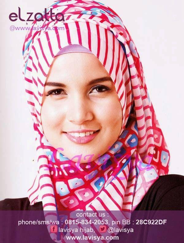 Lavisya Hijab: Elzatta Kaila Lazzuri Rp. 75,000