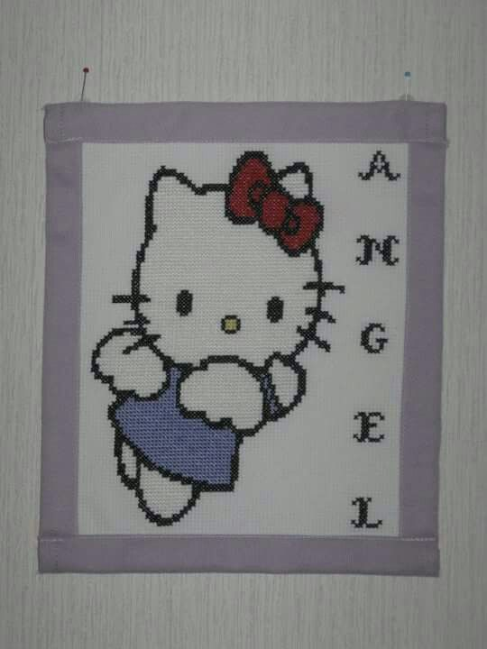 Hello Kitty ristipisto
