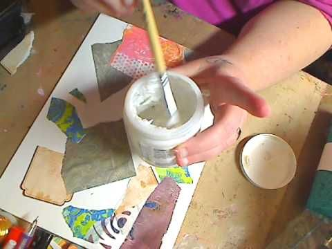 Mixed Media for Beginners Part 1