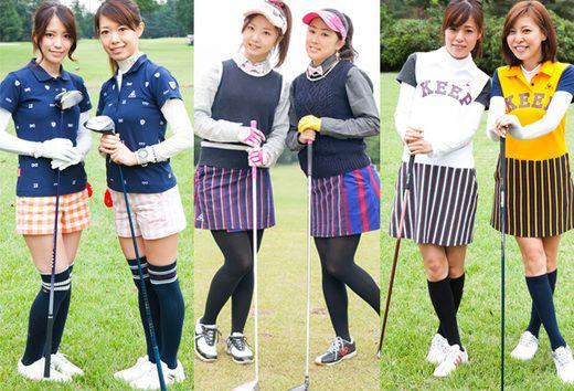 おしゃれゴルファー大集結!女子限定ゴルフコンペレポート【前編】 http://anecan.tv/news/golf/1612lecoqgolf-event.html  #golf #fashion #ゴルフウエア #ゴルフ #2016