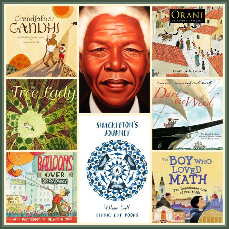 Swoon Worthy Nonfiction Picture Books