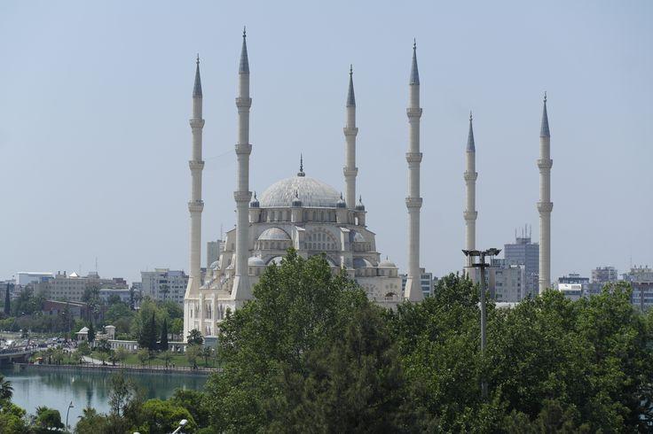 Sabancı Merkez Cami / Adana