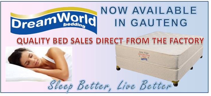 Chrysalis bed & mattress suppliers of Dream World Bedding