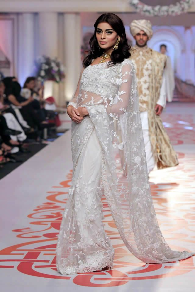 Adnan Pardesy Dresses Telenor Bridal Couture Week 2015 Images