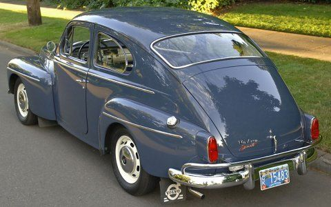 Nicest You've Ever Seen: 1963 Volvo 544
