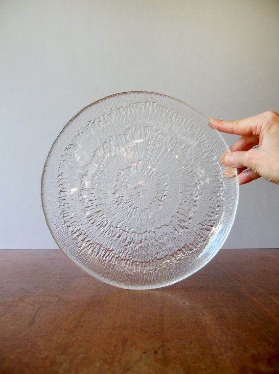 iittala Solaris Scandinavian Modern Dinner Plate  Tapio by luola