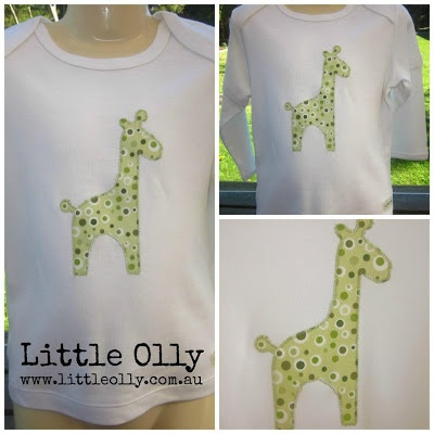 ~Australian Handmade Sharing~: Auction Supporter ~ Little Olly
