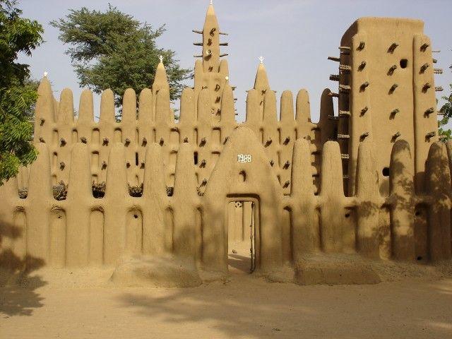 Les 76 meilleures images propos de africa houses sur for Architecture africaine