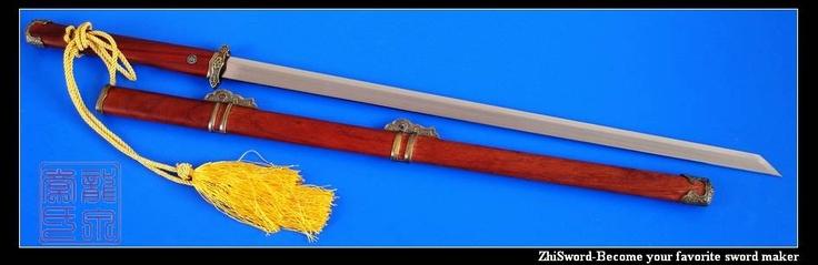 Chinese tang dao (broadsword)