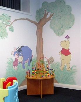 35 best images about winnie the pooh on pinterest disney for Classic winnie the pooh mural