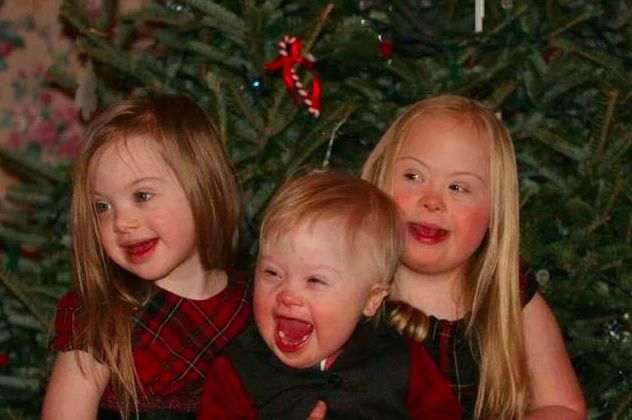 What Life Is Like For a Mom and Her Three Kids With Down Syndrome: The Mighty