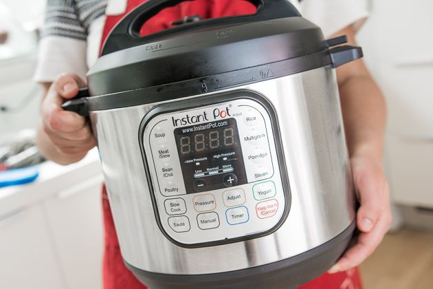If you were one of the 215,000 people who bought an Instant Pot on Amazon's Prime Day, you may be wondering if you made the right choice. You did!