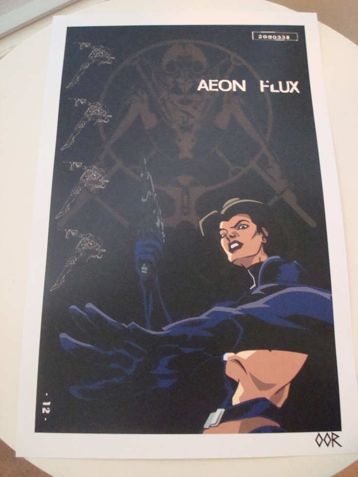 reaction paper to a movie aeon flux Æon flux is a 2005 american science fiction spy action film based on aeon flux lacks the gravity-defying pace ms flux does not actually appear in the movie.