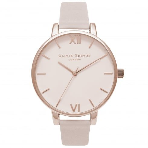 Big Dial Blush & Rose Gold - from Olivia Burton UK