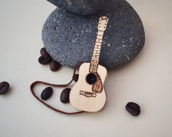 Acoustic Guitar 3 Classic Guitar For Boyfriend Music Etsy Classic Guitar Guitar Gifts Music Teacher Gifts