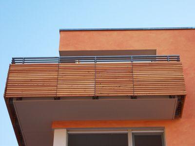 Balkon und Geländer vom Hausmeisterservice Dengler in Straubing