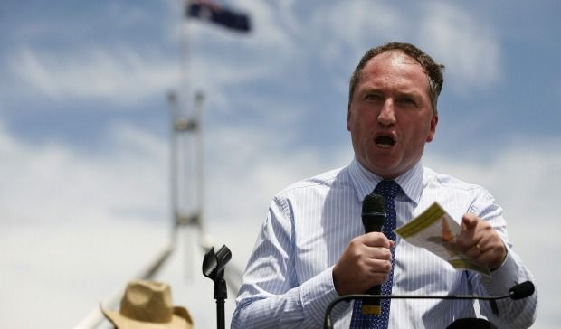 Nationals deputy leader Barnaby Joyce has played down the prospect of a GST increase, saying it should not happen unless all the states wanted it.