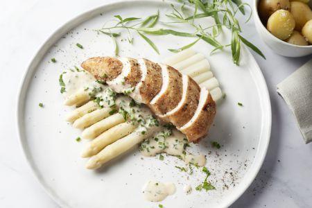 Stoefen met ons witte goud: 8 recepten met witte asperges