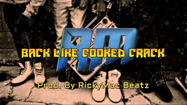 Old School Boom Bap Freestyle Type Beat|Back Like Cooked Crack (Prod. By RickyMac Beatz) https://www.youtube.com/watch?v=a7enfiIwx3Y