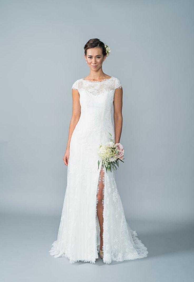 75 best Bridal Gowns   Lis Simon images on Pinterest   Bridal ...