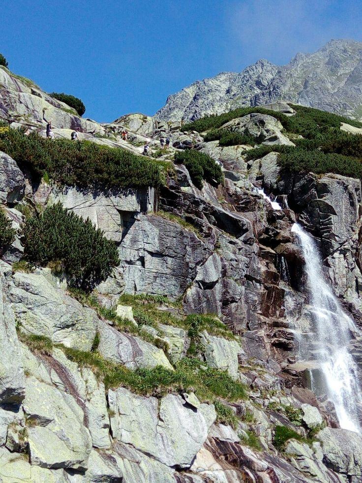 Skok | Waterfall | High Tatras | Vysoké Tatry | Skok vodopád | Slovakia
