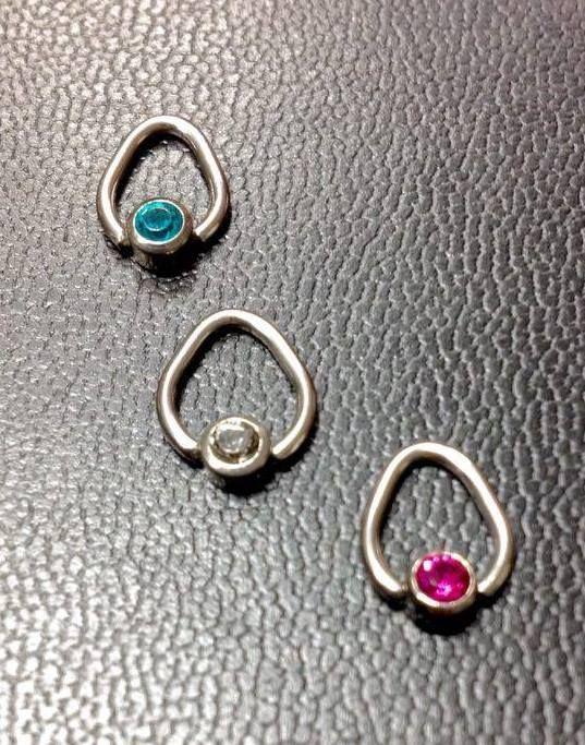 Click in rings