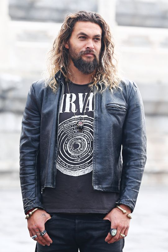 """ Jason Momoa 'Justice League' Photocall, Temple of Heaven, China 