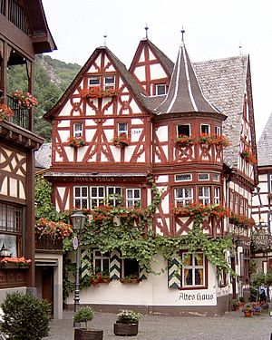 Bacharach, Alemania.