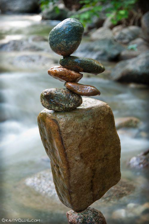 """93 best """"rock balancing art"""" images on pinterest, Gartengestaltung"""