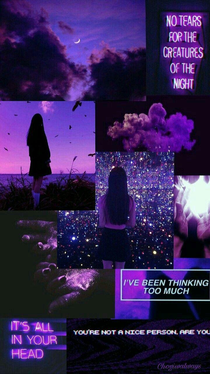 Sep 19, 2020· dark purple aesthetic wallpapers. Pin by Babygirl_angel on ( )┆' TᴜᴍʙʟᴇʀTʜᴇᴍᴇ ...