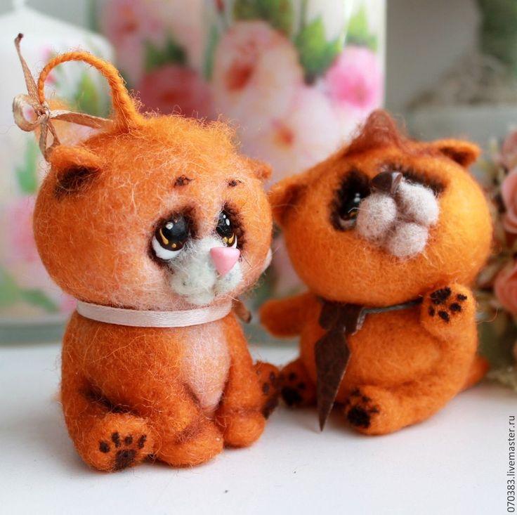 Купить котята Паф и Пифа - рыжий, кот, котик, котенок, кошечка, коты, парочка, пара