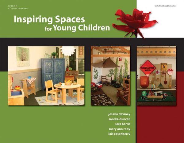 Inspiring Spaces for Young Children invites teachers to enhance children's educational environments in a beautiful way by emphasizing aesthetic environmental qualities that are often overlooked in early childhood classrooms, such as nature, color, furnishings, textures, displays, lighting, and focal points. So they can grow up in a home instead of a institutional care setting.