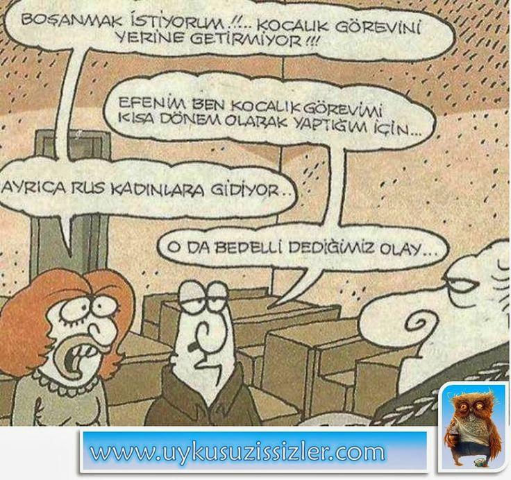 Karikatür: O da bedelli dedigimiz olay...