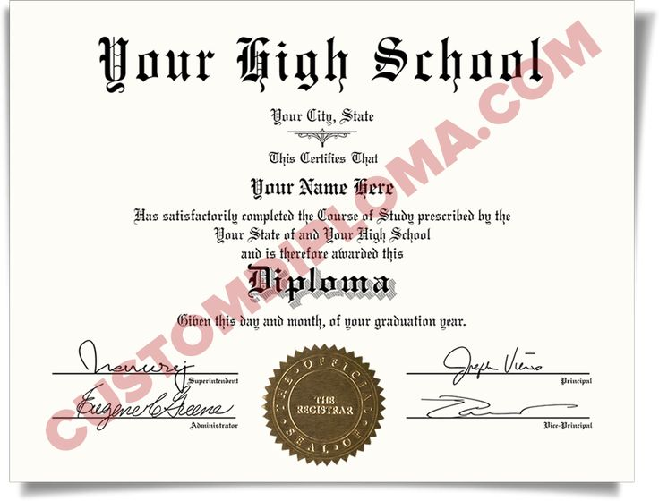fake college diploma for job
